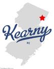 map_of_kearny_nj